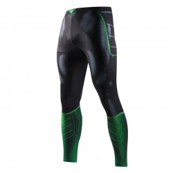 Компрессионные штаны Green...
