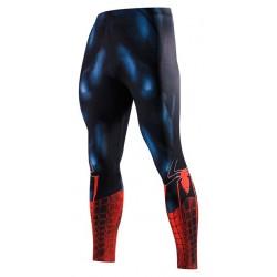 Компрессионные штаны Spiderman