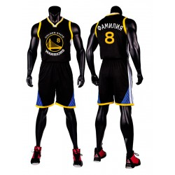 Форма Golden State Warriors