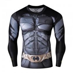 Компрессионная кофта Batman