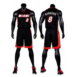 Форма Miami Heat