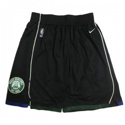 Шорты Milwaukee Bucks (Nike)
