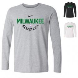 Лонгслив Milwaukee Bucks