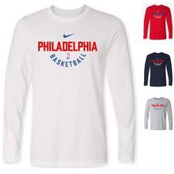 Лонгслив Philadelphia 76's