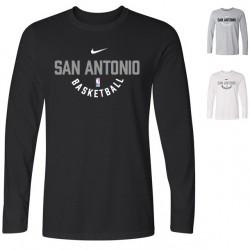 Лонгслив San Antonio Spurs