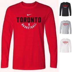 Лонгслив Toronto Raptors