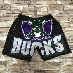 Шорты Milwaukee Bucks