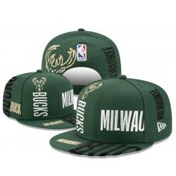 Кепка Milwaukee Bucks