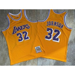 Майка Magic Johnson Authentic