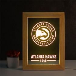 Ночник Atlanta Hawks