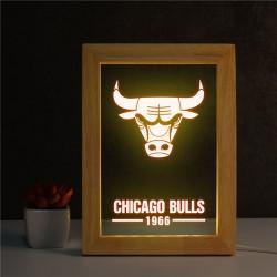 Ночник Chicago Bulls