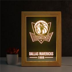 Ночник Dallas Mavericks