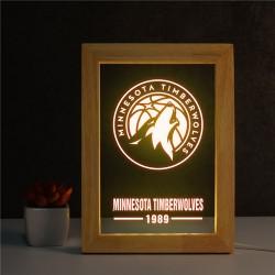 Ночник Minnesota Timberwolves