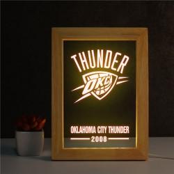 Ночник Oklahoma City Thunder