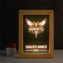 Ночник Charlotte Hornets