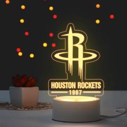 Ночник Houston Rockets