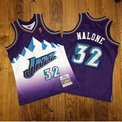 Майка Karl Malone Authentic