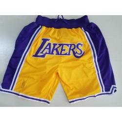 Шорты Los Angeles Lakers