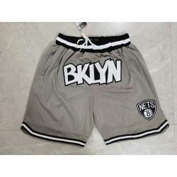 Шорты Brooklyn Nets