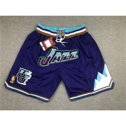 Шорты Utah Jazz