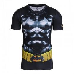 Компрессионная футболка Batman