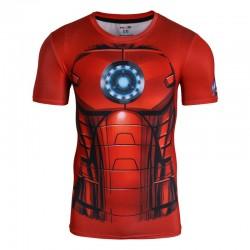 Компрессионная футболка Ironman