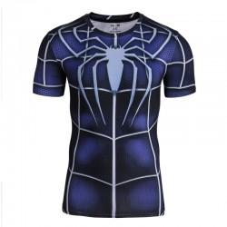 Компрессионная футболка Spiderman