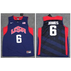 James 6 USA