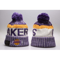 Шапка Lakers