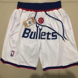 Шорты Washington Bullets