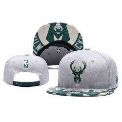 Кепка Milwaukee Bucks