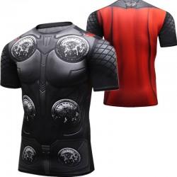 Компрессионная футболка Thor