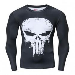 Компрессионная кофта Punisher
