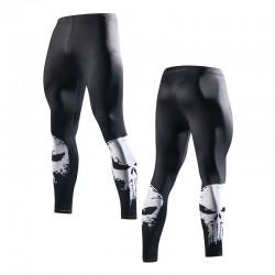 Компрессионные штаны Punisher