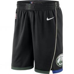Шорты Milwaukee Bucks (Nike)