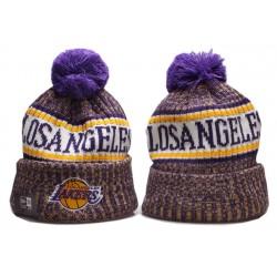 Шапка Los Angeles Lakers