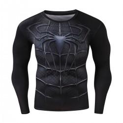 Компрессионная кофта Spiderman