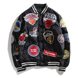 Куртка Nike Supreme NBA Teams