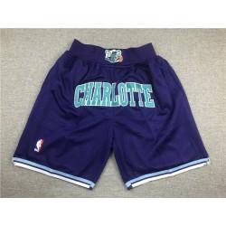 Шорты Charlotte Hornets