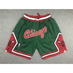 Шорты Chicago Bulls