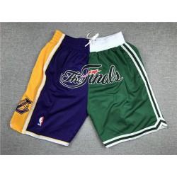 Шорты Lakers/Celtics 2008...