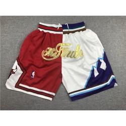 Шорты Bulls/Jazz 1997 Finals